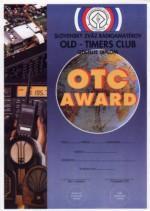 OTC AWARD