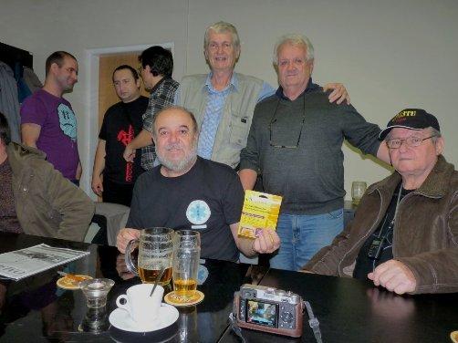 Vianočné stretnutie rádioamatérov v Bratislave