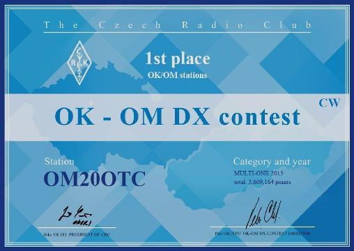 Diplom OM20OTC
