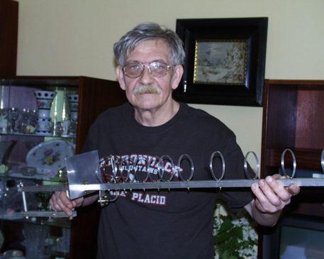 Laco OM5LD s anténou na 23cm
