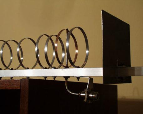 Reflektor antény na 23cm