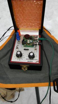 QRP kufrík 1